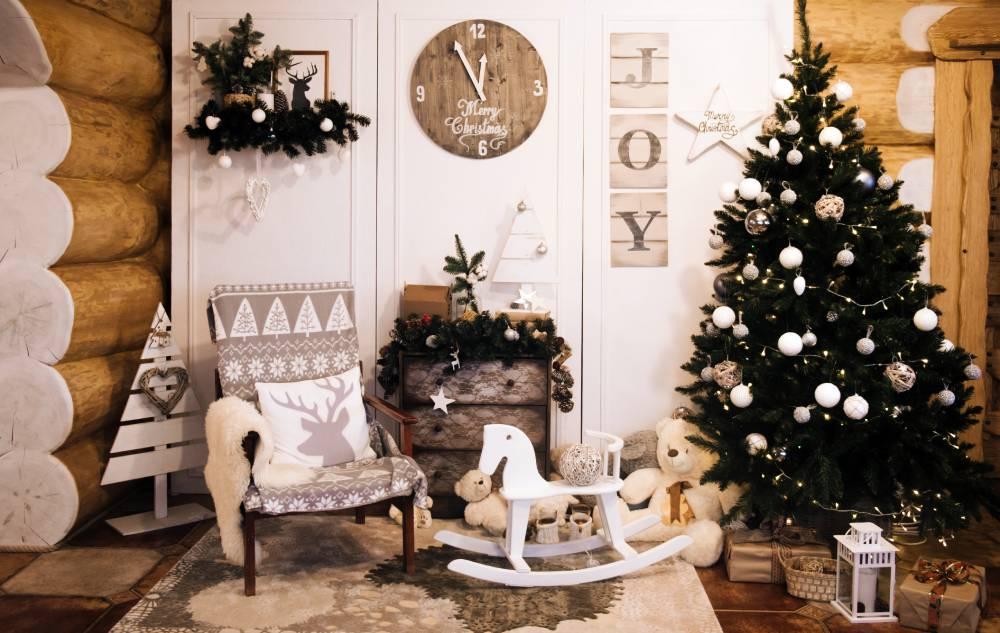 Dekoracje vintage na Boże Narodzenie